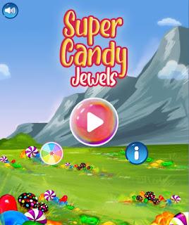 Jogo grátis Top Candy Jewels
