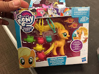 MLP Reboot Series Twisty Twirly Hair Applejack