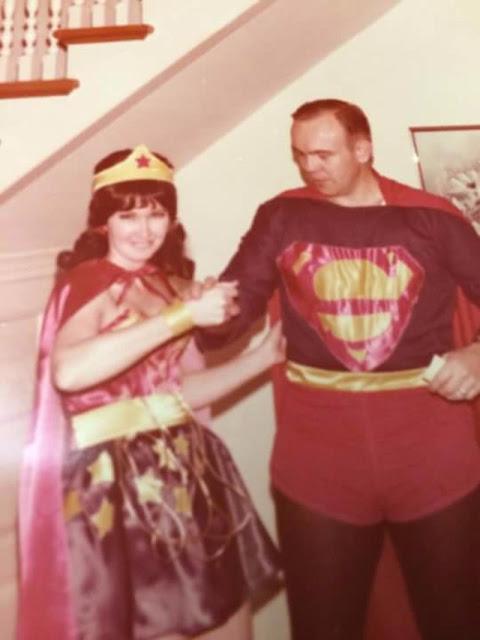 1970S Wonder Woman Costume