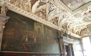 Palacio Ducal, Sala delle Quattro Porte.