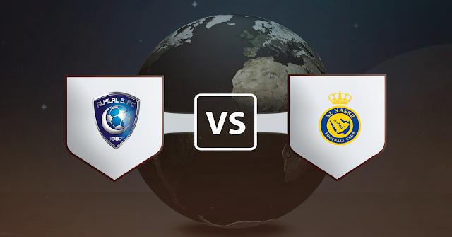 نتيجة مباراة الهلال والنصر اليوم الاثنين 23 نوفمبر 2020 في الدوري السعودي