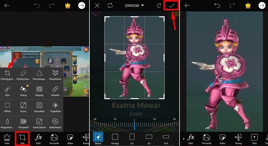 Cara Mengedit Foto Di HP Android