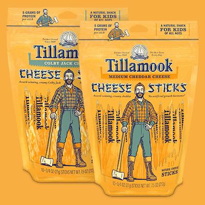 Tillamook Cheese April Product Picks