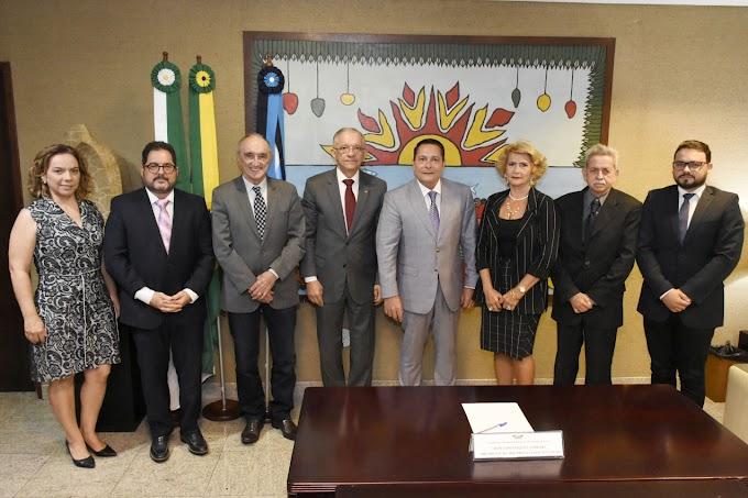 Direito do idoso é tema de reunião entre Assembleia Legislativa, TJRN e OAB/RN