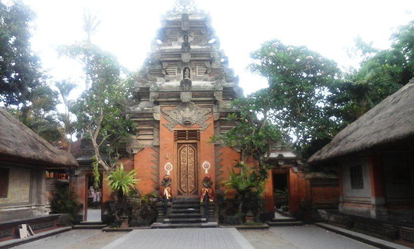 Ubud Royal Palace - Ubud, Royal Palace, Puri Saren, Bali, Holidays, Tours, Attractions