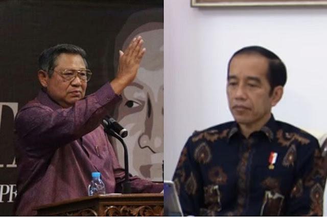 SBY: Saya Sakit Hati Pak Jokowi, Bapak Suatu Saat Juga Akan Seperti Saya, Kembali ke Masyarakat!