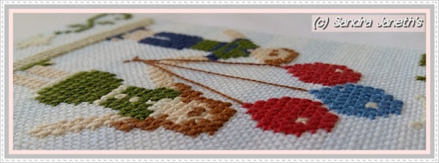 Country Cottage Needleworks - Summer Seascape Series
