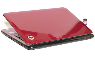 HP SleekBook 14-b036TX Core i3 Double VGA