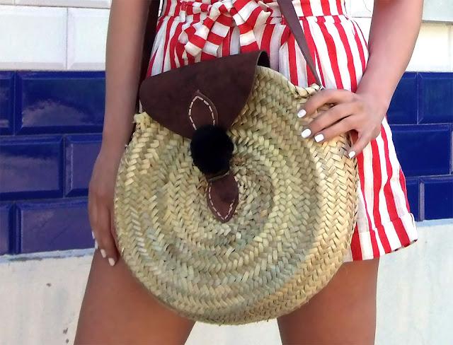 fashion, moda, look, outfit, blog, blogger, walking, penny, lane, streetstyle, style, estilo, trendy, rock, boho, chic, cool, casual, ropa, cloth, garment, inspiration, fashionblogger, art, photo, photograph, Avilés, oviedo, gijón, asturias, hat, summer, verano, etnico, ethnic, candas, rays, stripes, vestido, dress, mimbre,