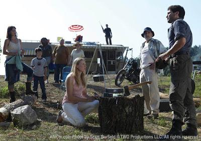 The Walking Dead, Survivor picture 1