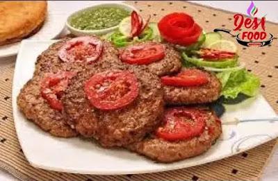 Chapli Kabab Restaurant Style