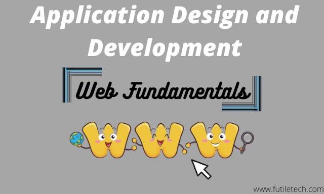 Web Fundamentals in dbms
