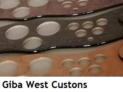 Giba West Custons: peças de madeira para MP Lafer