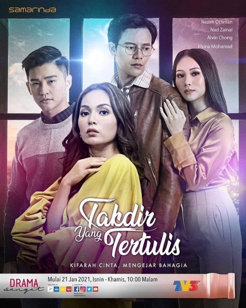Drama Slot Samarinda - Takdir Yang Tertulis Full Episode