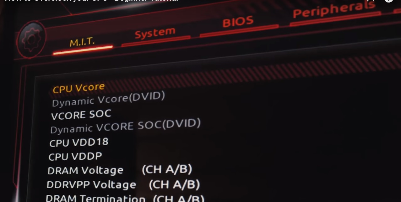 Overclock cpu: Amd Vs Intel Overclocking software and how to