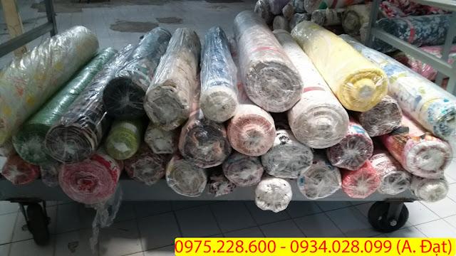 Thu mua vải tồn kho giá cao tại Thuận An - Bình Dương