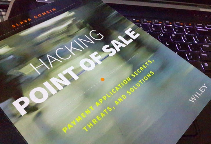 Book Review: Hacking Point of Sale, In-Depth Study on Payment Applications