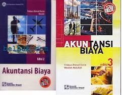 Akuntansi Biaya Edisi 1 dan 2 Firdaus A Dunia, Wasilah