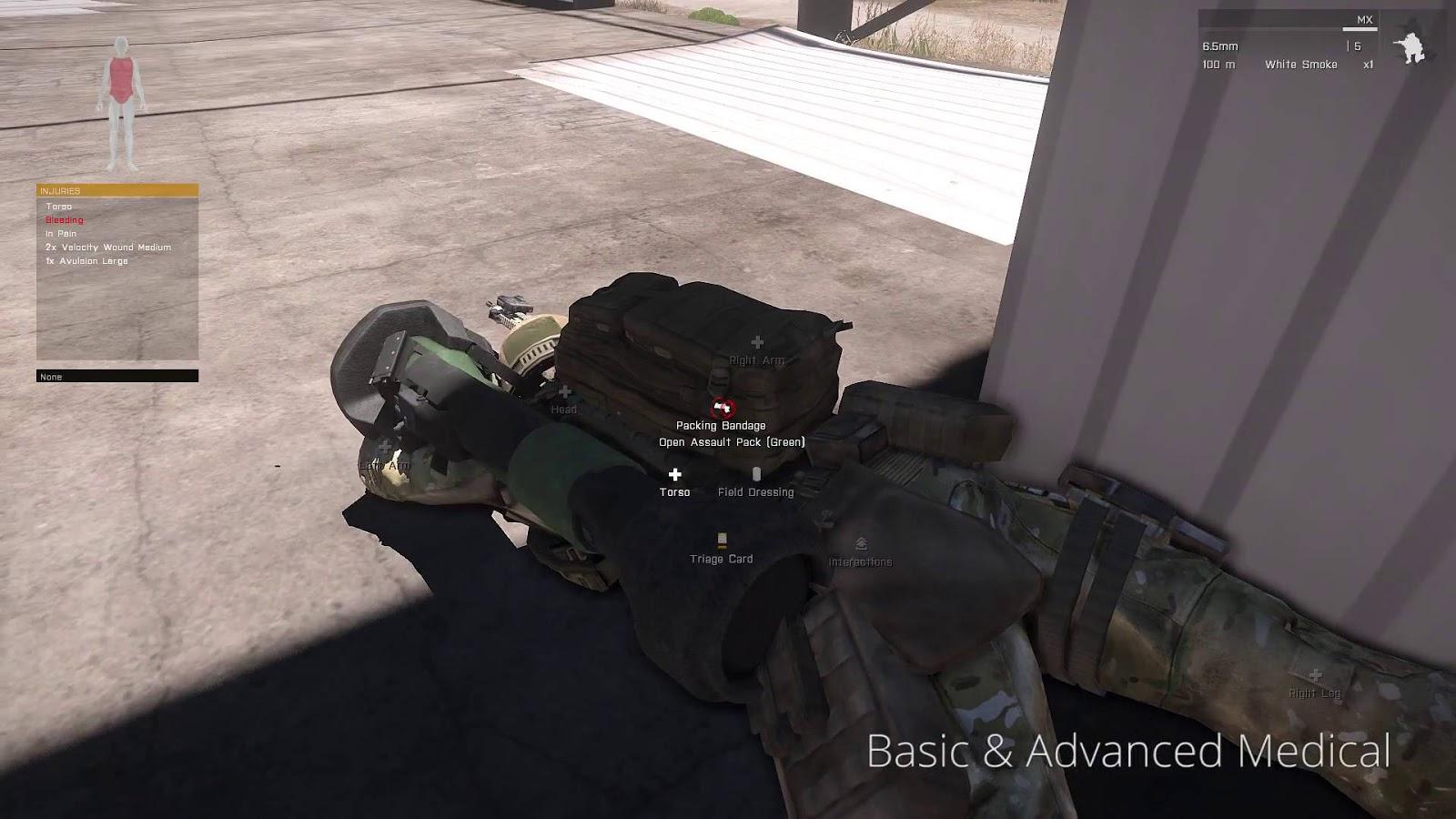 Arma 3 Sniper Mod