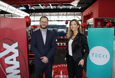 Distelsa lanza el servicio Tecki