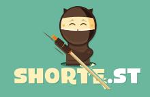 Shorte.st Pemendek URL yang Terkenal Dan Membukti Membayar Dengan Harga Mahal