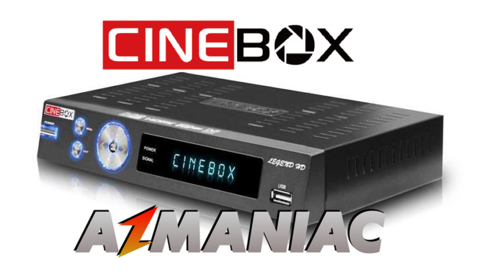 Cinebox Legend HD Duo