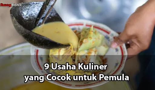 9 Macam Usaha Kuliner Makanan Yang Cocok Bagi Pemula ...
