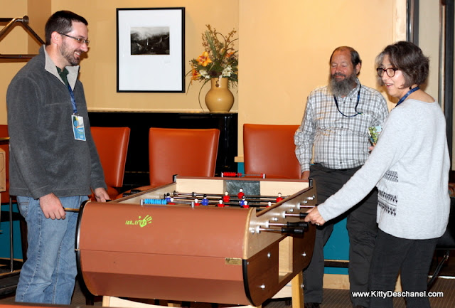 free foosball at taos ski resort