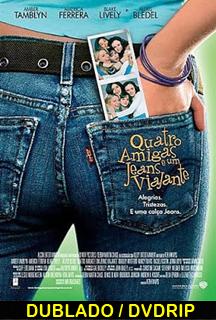 Assistir Quatro Amiags e um Jeans Viajante Dublado