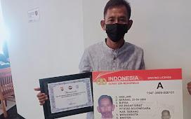 HUT Lalu Lintas ke 66, Ditlantas Polda Banten Berikan Perpanjangan SIM Gratis