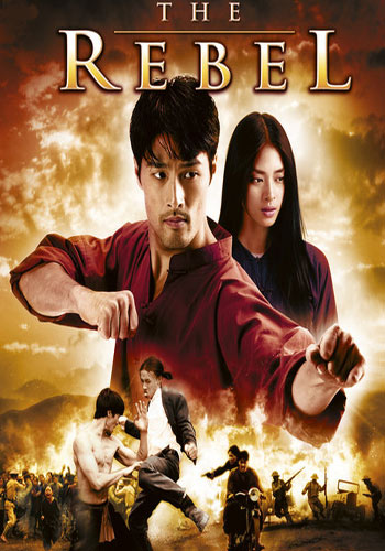 The Rebel 2007 Dual Audio BluRay 720p Hindi Dubbed Poster