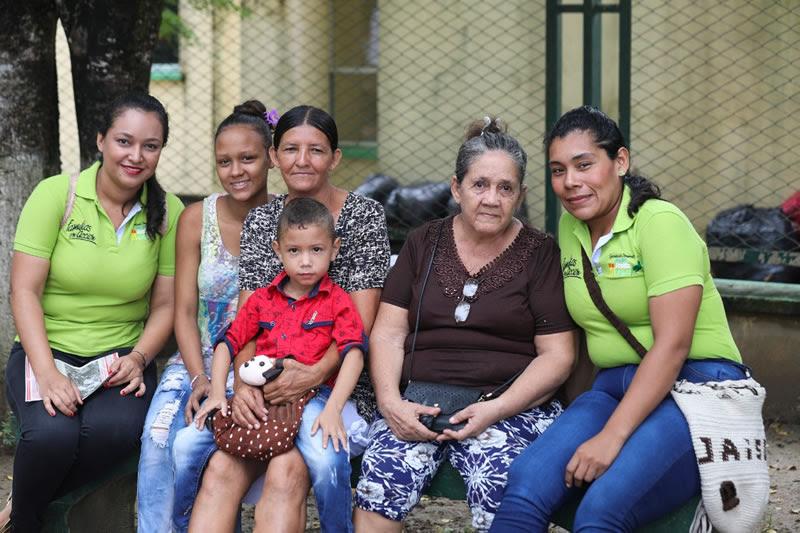 hoyennoticia.com, Familias en Acción comenzó primer ciclo de pagos