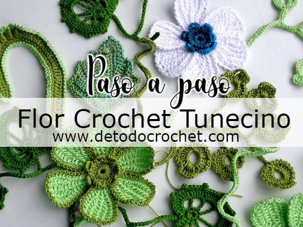 como-tejer-flor-crochet-tunecino