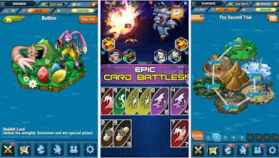 Digimon Heroes v1.0.17 Mod Apk