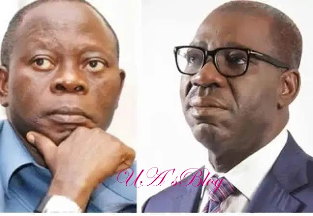 'Obaseki will need miracle to win under APC' – Oshiomhole