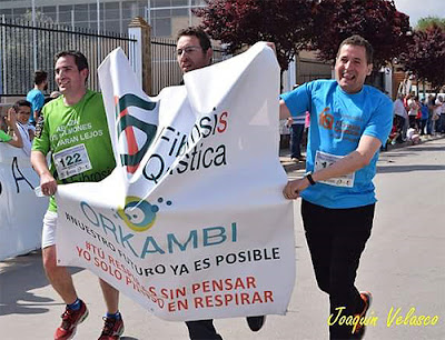 Fibrosis Quísitica Aranjuez en Membrilla