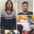 Dua Pelaku Pencuri Motor Berhasil Diamankan
