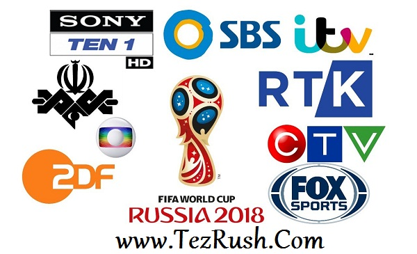 World Cup Russia 2018 Latest Biss Key 2018 Logo