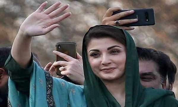 Azad Kashmir Elections; Maryam Nawaz Active on Social Media During Polling