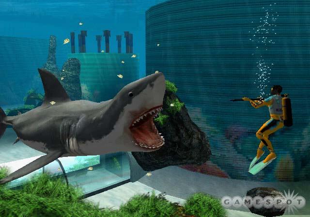 FREE DOWNLOAD GAME Jaws Unleashed (PC/RIP/ENG) GRATIS LINK
