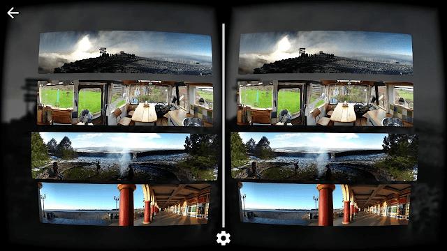 تطبيق لتصوير صور 360
