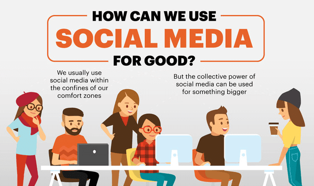 How Can We Use Social Media For Good?