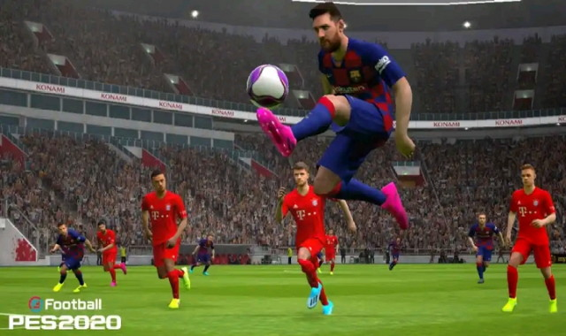 تحميل لعبة eFootball PES 2020 الإصدار v4.2.0 للاندرويد مجانا