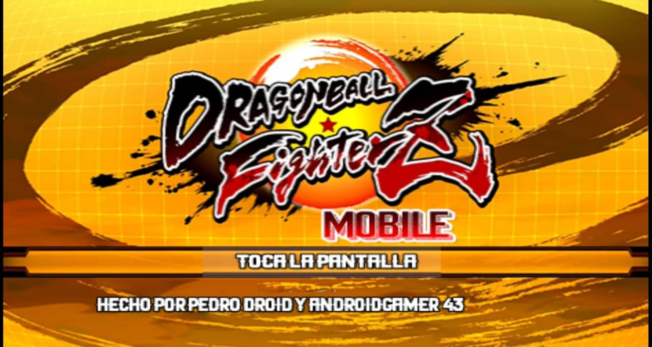 Dragon Ball FighterZ Mobile Apk download