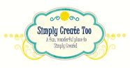 Simply Create Too Challenge Blog