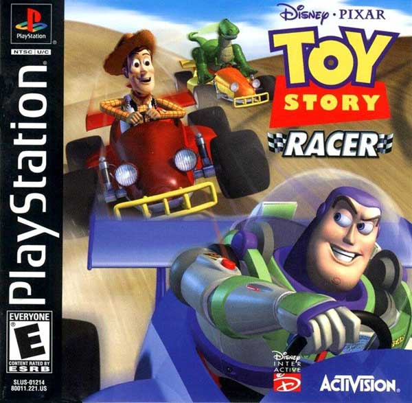 Disneys Toy Story Racer - PS1 - ISOs Download
