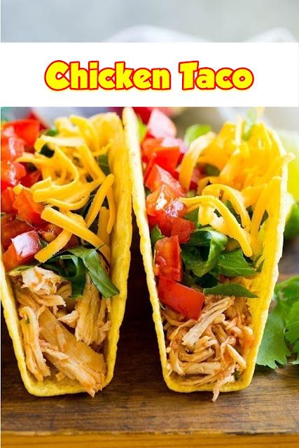 #Chicken #Taco