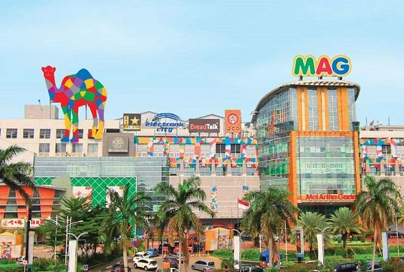 Mall Artha Gading di Kelapa Gading, Jakarta Utara