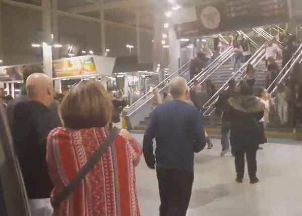 Manchester arena terrorist attack