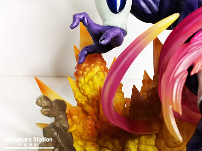 Review del Figuarts ZERO Cooler Final Form de Dragon Ball Z - Tamashii Nations